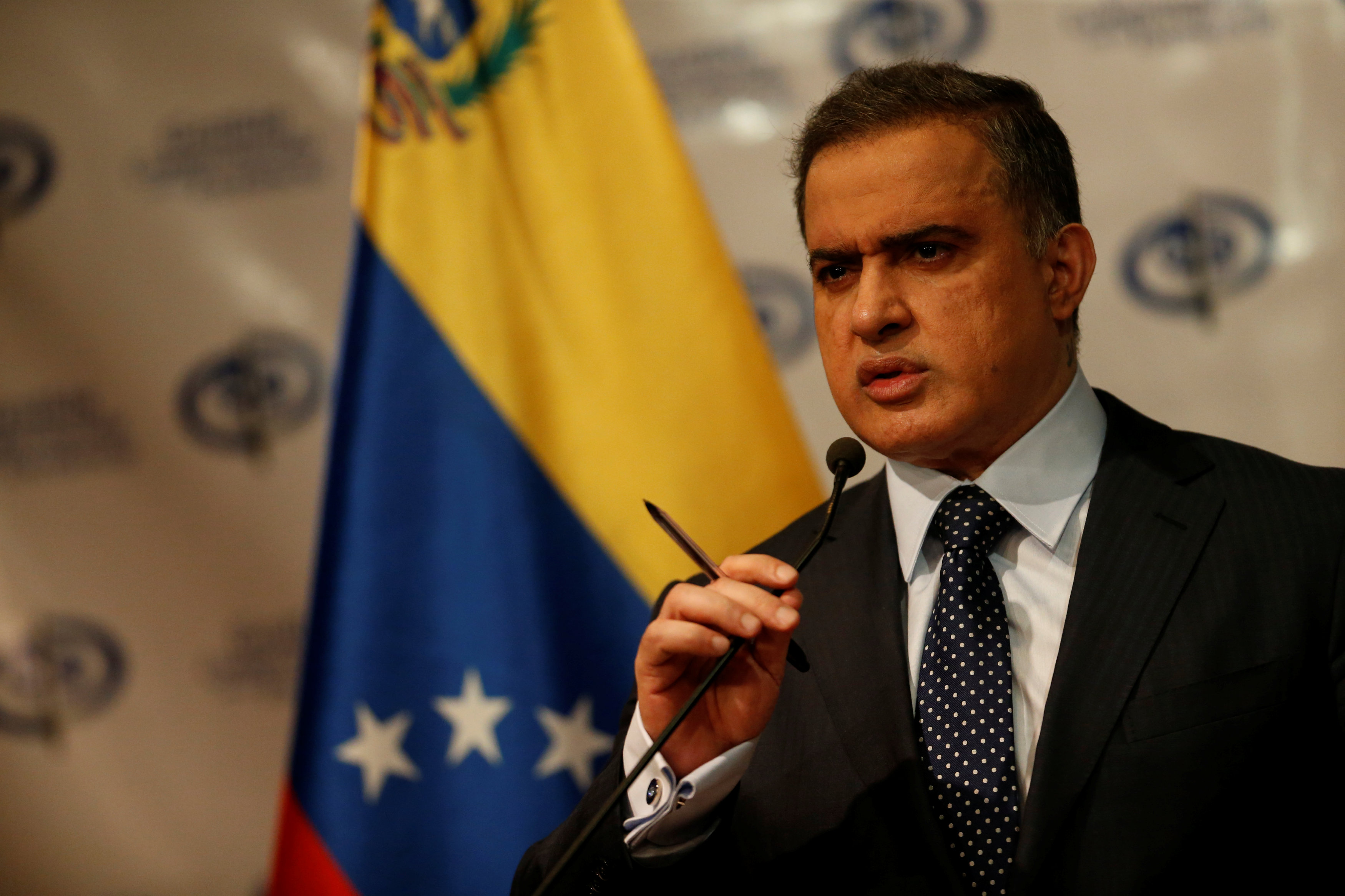 Tareck William Saab, Fiscal General