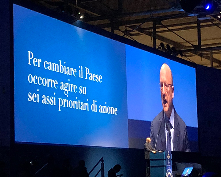 A Verona in settemila per assise Confindustria