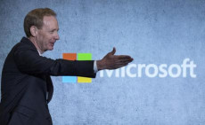 Il presidente di Microsoft Brad Smith.