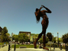 The Lady Of Hayes Valley San Francisco (California)