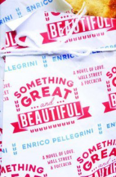 La copertina del libro Something Great and Beautiful.
