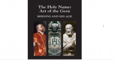 "Cpertina del libro ""The Holy Name Art of the Gesù: Bernini and his Age """