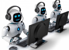 Ipotesi robot in call center.