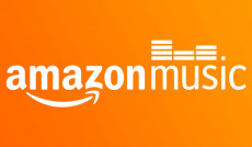 Il logo di Amazon Musica.
