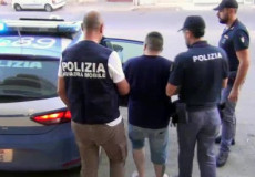 La Polizia ha arrestato il responsabile dell'incidente.