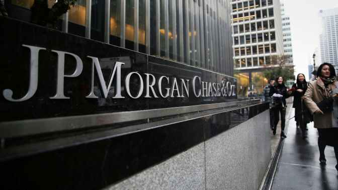 JPMorgan Chase a New York
