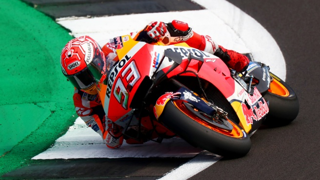 MotoGP, Marc Marquez torna in sella: