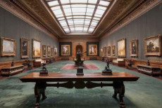 Un salone della Frick Collection.