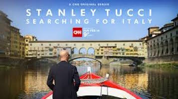 Searching for Italy con Stanley Tucci.
